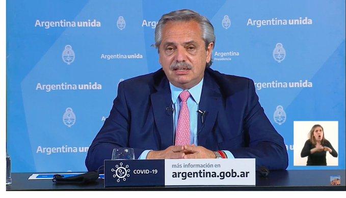 """Coronavirus: Alberto Fernandez destaco que Misiones es uno de las cuatro provincias que """"mejor han sabido manejar el problema"""""""