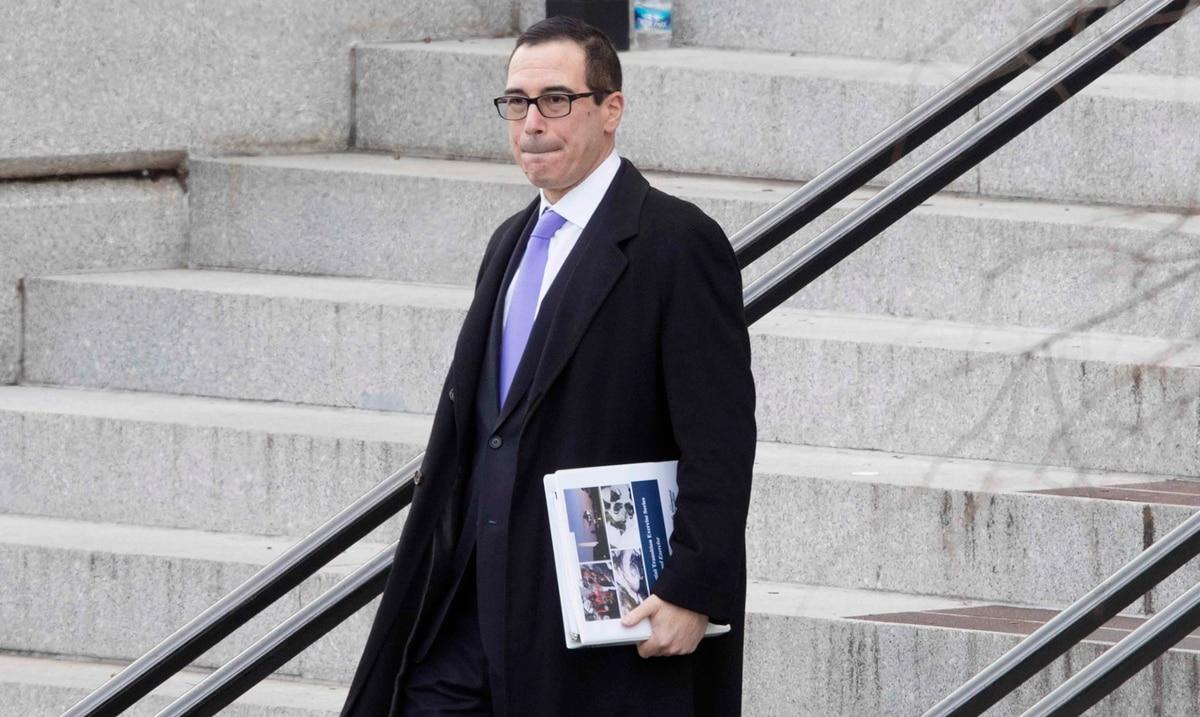 El Secretario del Tesoro esta confiado en lograr un acuerdo con los democratas sobre un nuevo proyecto de estimulo economico