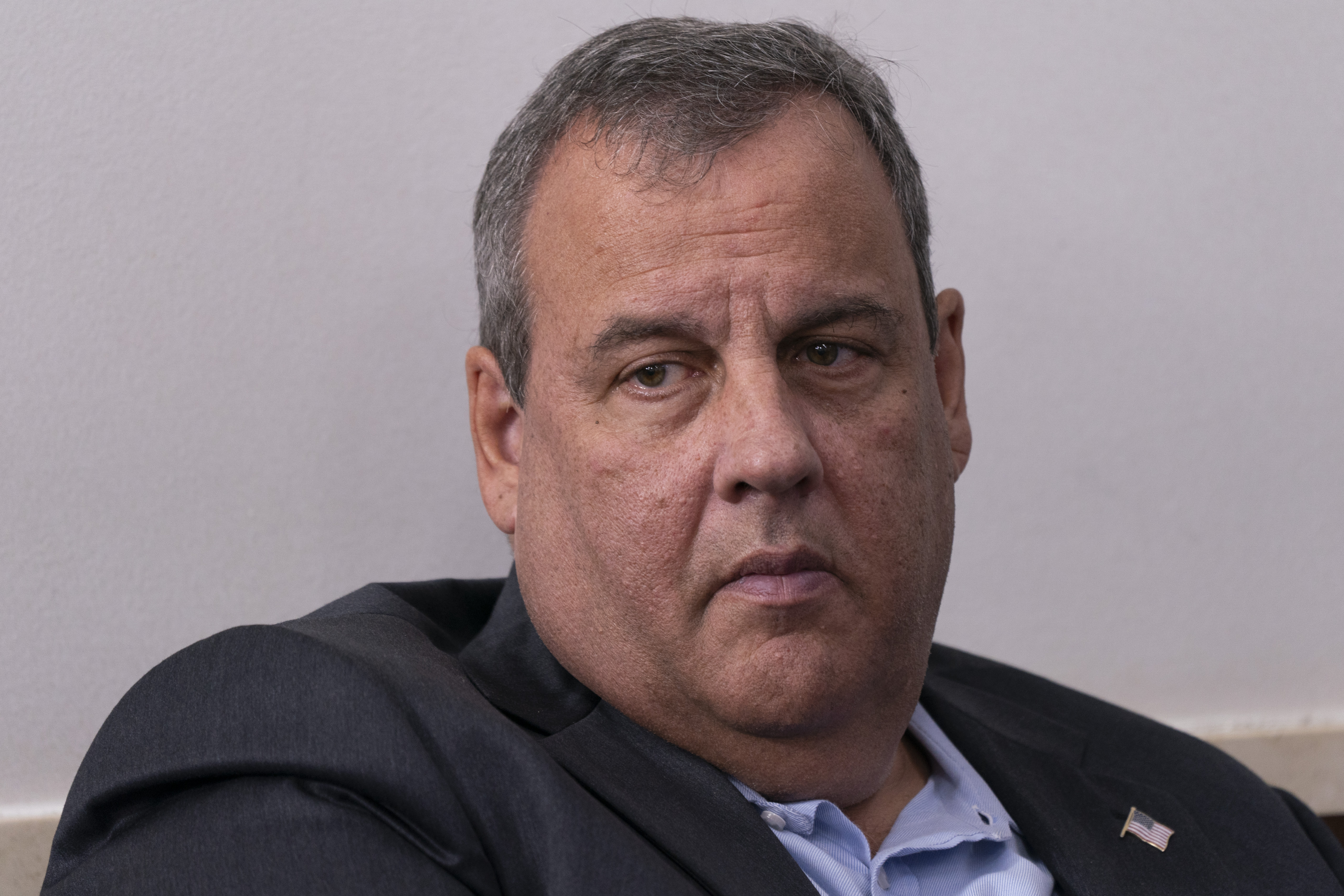 """""""Me equivoque"""", admite exgobernador de NJ tras estar en cuidados intensivos por COVID-19"""
