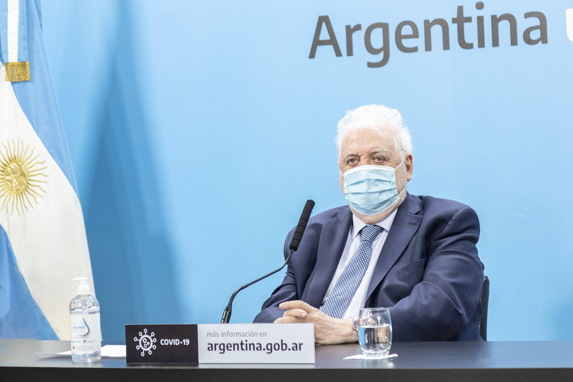 Ginés González García sobre mendoza