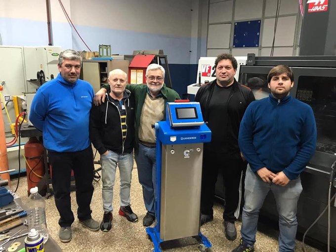 ANMAT aprobo la fabricacion de nuevo respirador argentino de bajo costo y de produccion a escala