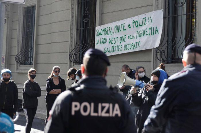 Nuevas manifestaciones en Europa contra restricciones por el coronavirus