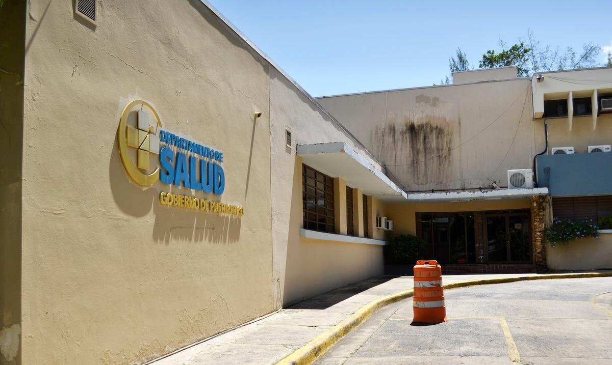 Departamento de Salud reporta casos positivos de COVID-19 en oficinas centrales