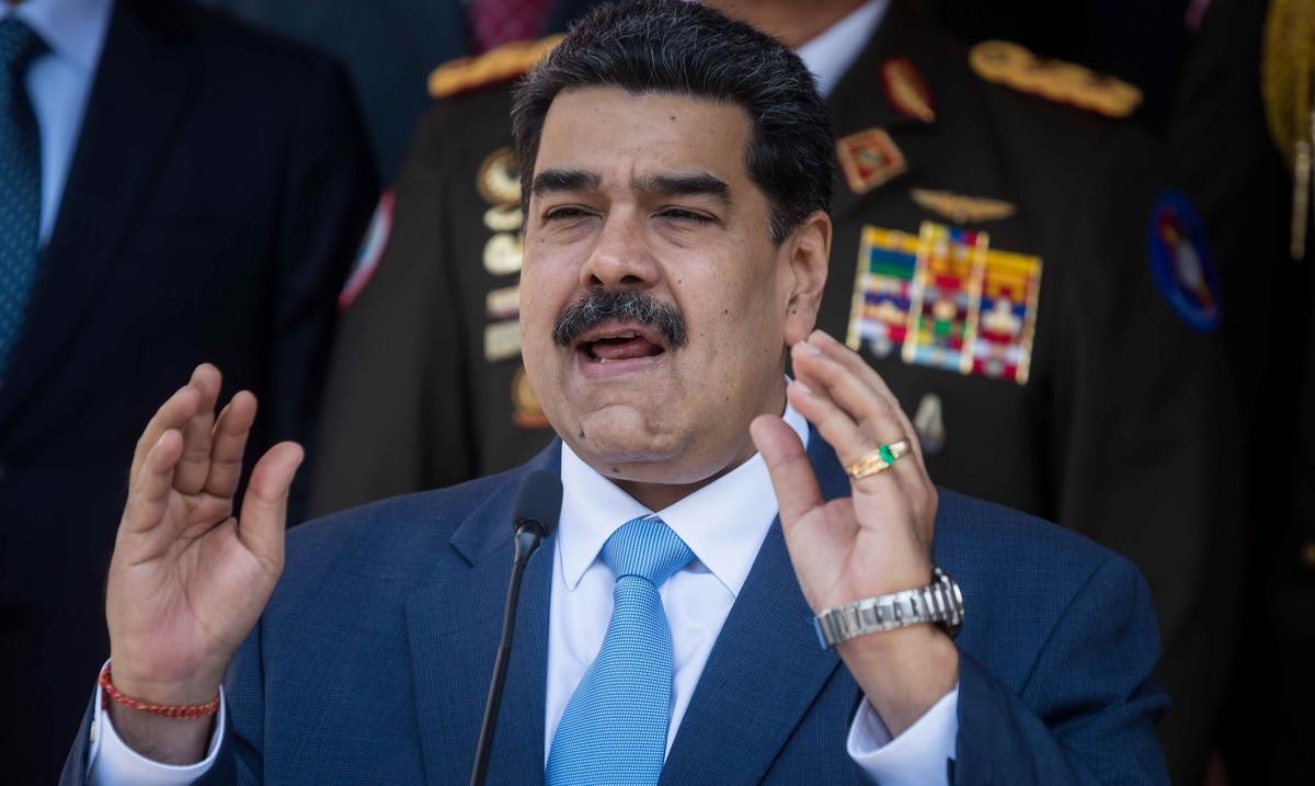 """Maduro desea recuperacion a Trump y que el COVID-19 lo haga """"mas humano"""""""