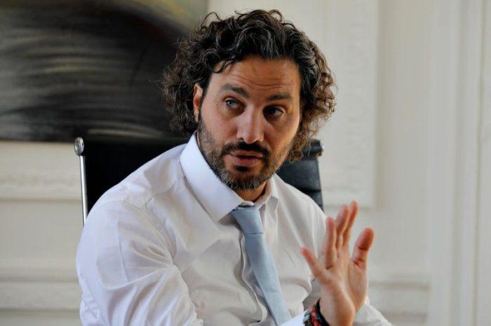 """Santiago Cafiero: """"Argentina se va a pegar un porrazo enorme por la pandemia"""""""