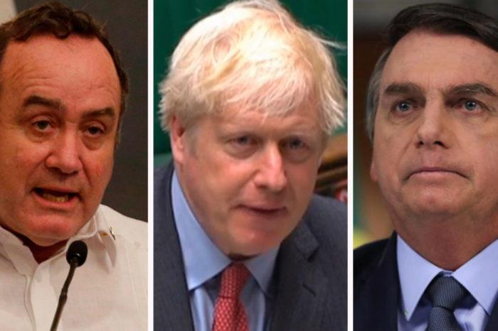 Los lideres mundiales que han contraido el coronavirus