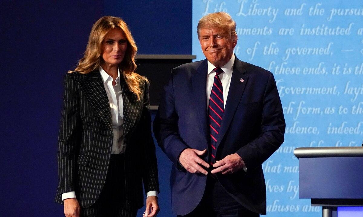 Donald Trump confirma que dio positivo a COVID-19