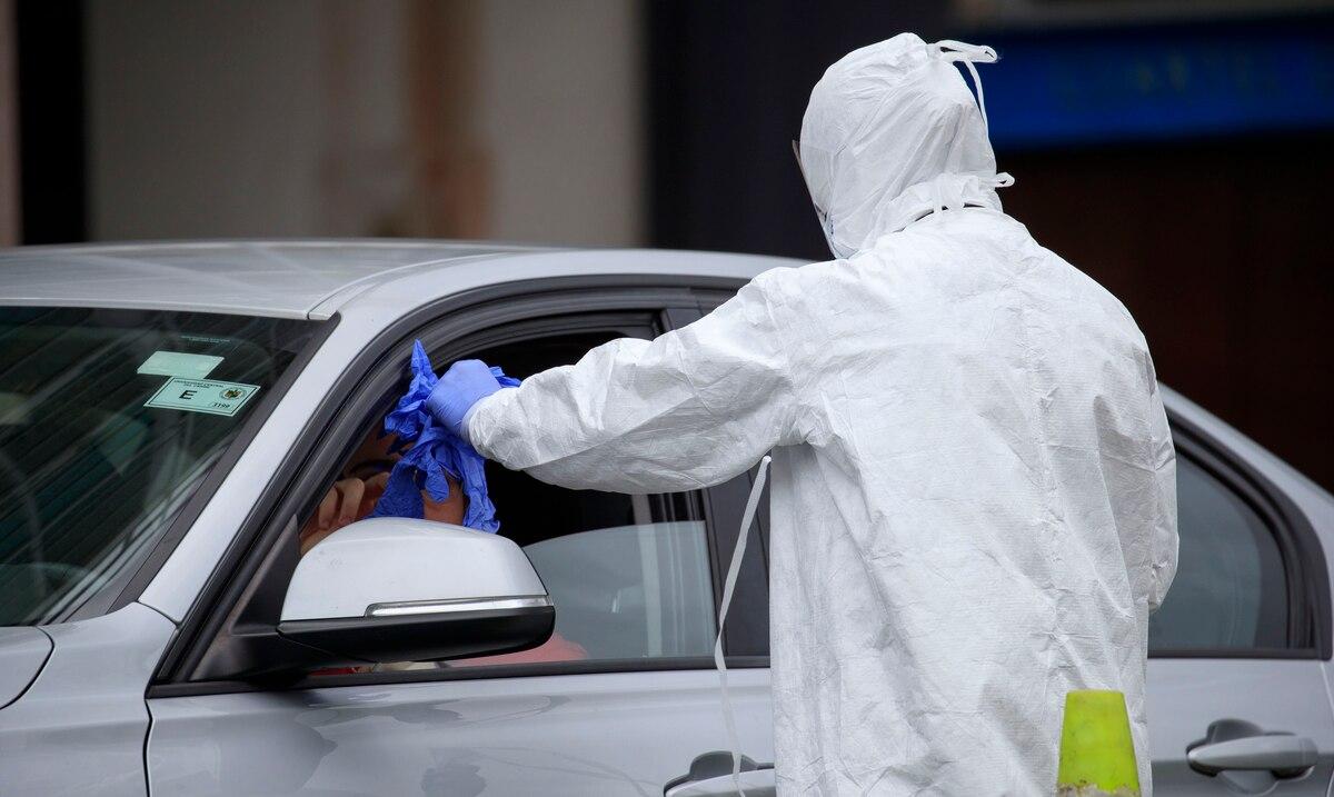 Salud reporta cinco nuevas muertes por COVID-19 que elevan a 766 el total de victimas