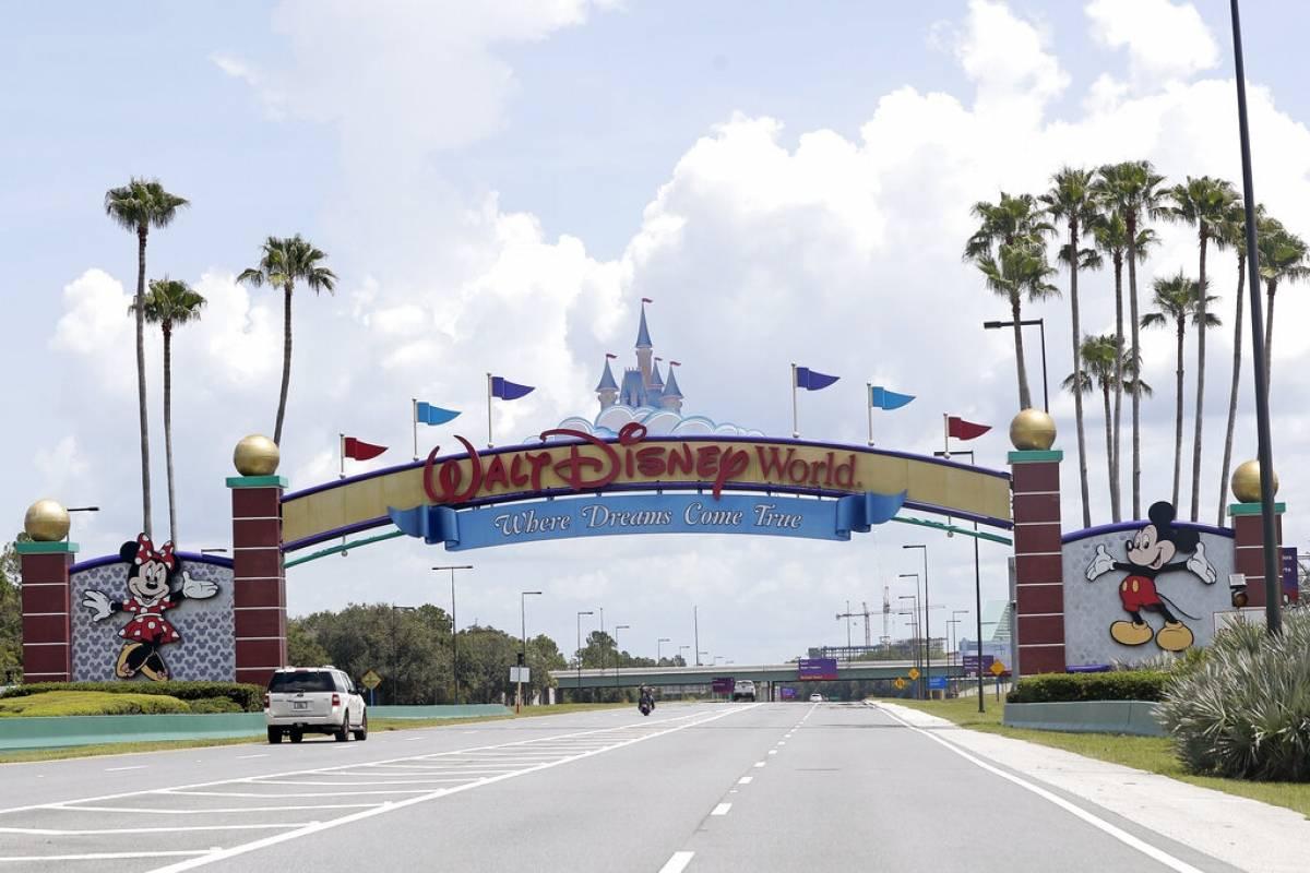 Disney World despidio a mas de 700 de sus actores esta semana