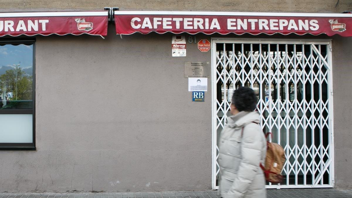 Catalunya cerrara bares y restaurantes hasta fin de mes