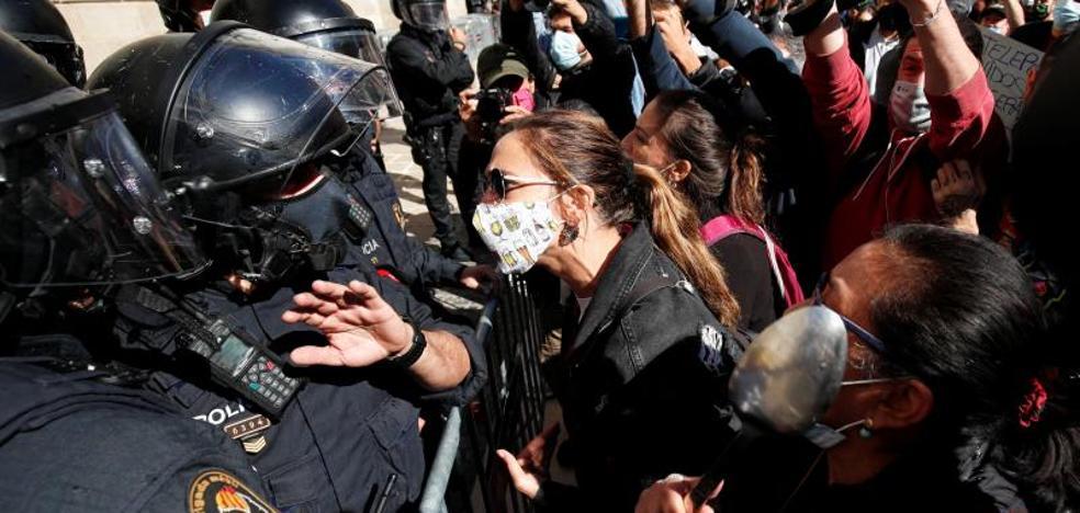 Los tribunales avalan las medidas restrictivas en Cataluña