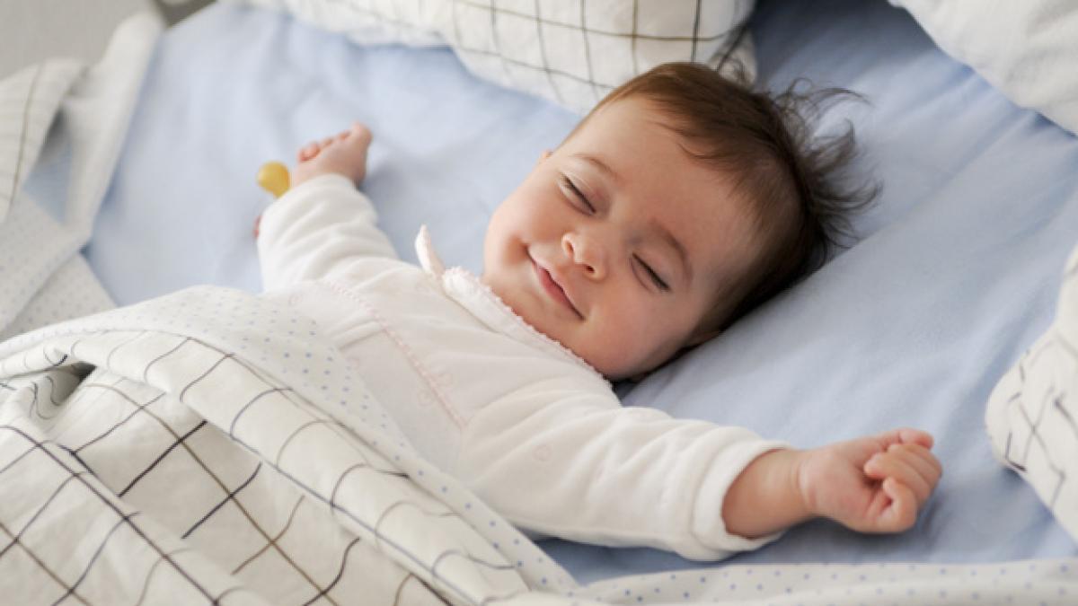 Que los pequeños descansen es una de las mayores preocupaciones de los padres.