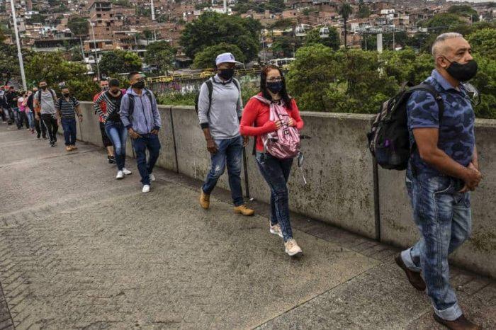 Antioquia registro mas casos de coronavirus diarios que Bogota este jueves