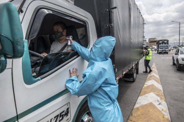 Colombia ya llega a los 965.883 casos de coronavirus