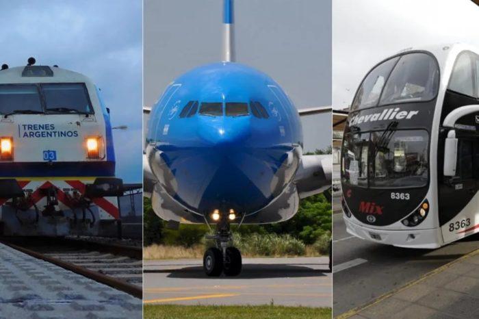 Como obtener el permiso para viajar en tren, avion y micros de larga distancia