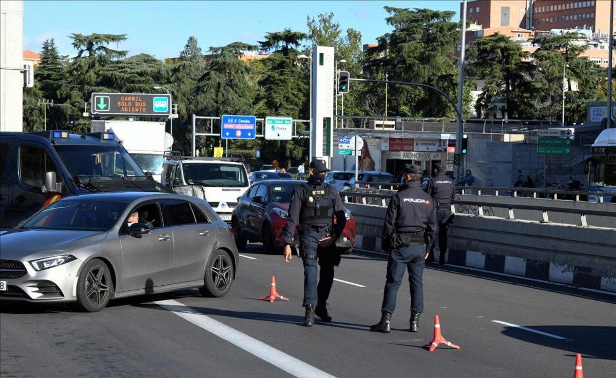 Madrid entra en la 'fase caos' al levantarse el cierre decretado por el Gobierno