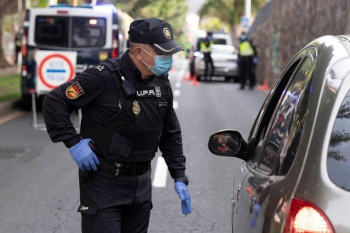 Asi es el plan de Interior para confinar Madrid