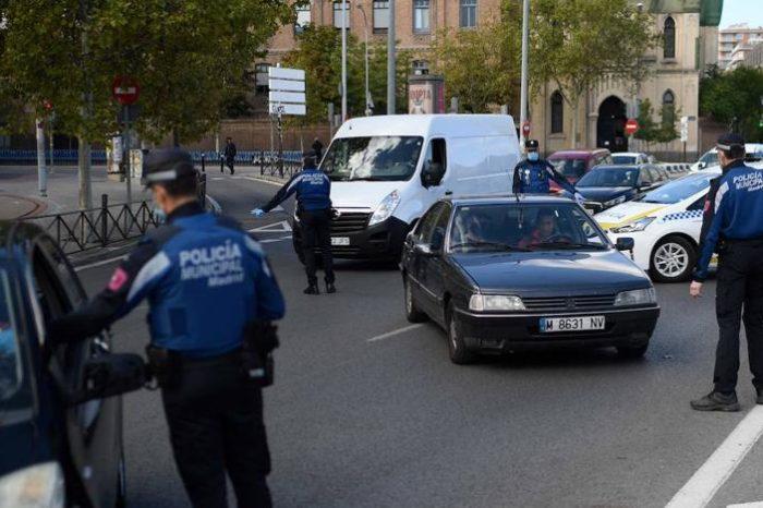 Madrid vive con normalidad el primer dia de las nuevas restricciones