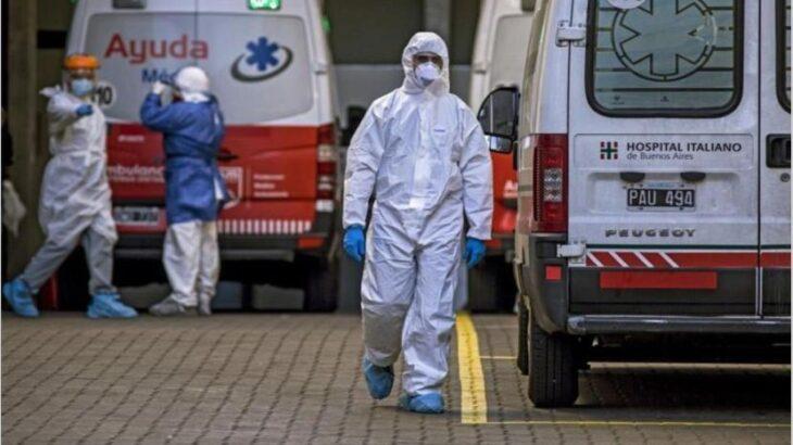 Coronavirus: confirman 14.932 nuevos casos en el pais y el total asciende a 931.967