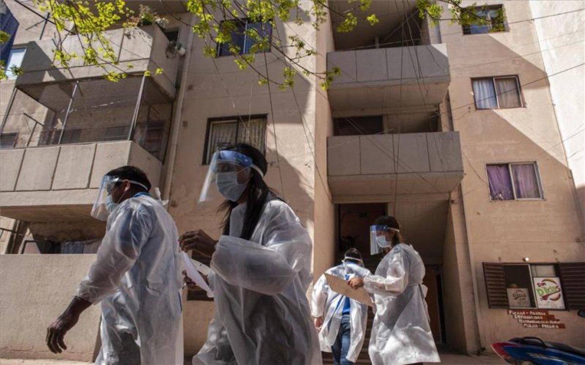 Sanidad registra 9.419 nuevos casos de covid-19 y 182 muertos
