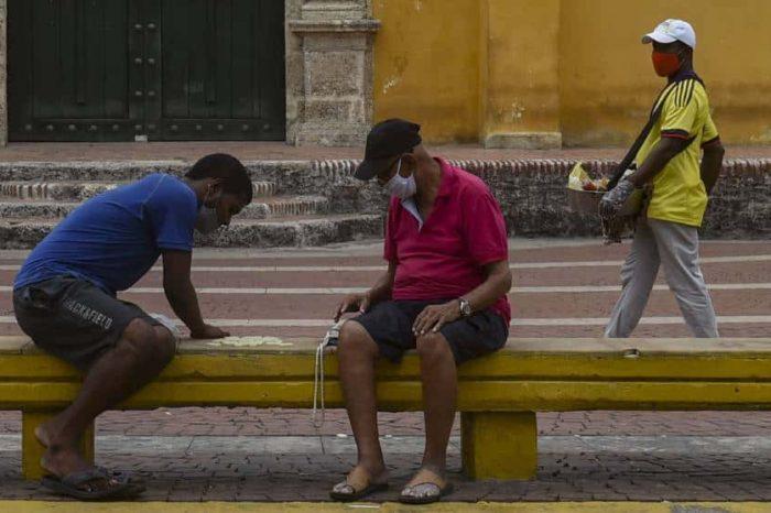Coronavirus en Colombia: 6.616 nuevos casos y 159 fallecidos este sabado