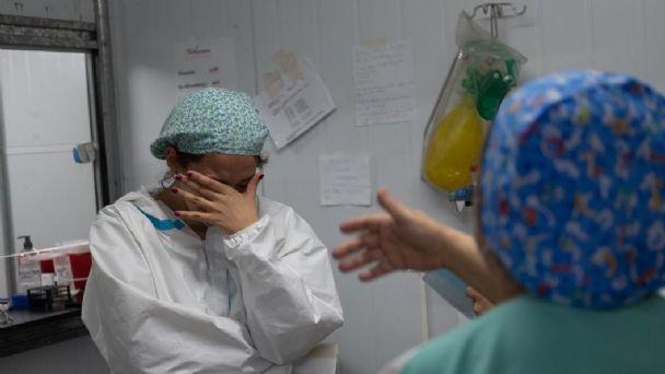 Fallecio una enfermera con Coronavirus en Encarnacion