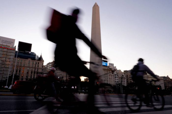 Coronavirus: Argentina se convierte en el quinto pais con mas contagios