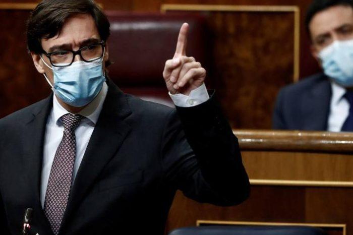 Illa deja abierta en el Congreso la puerta a ampliar la alarma en Madrid