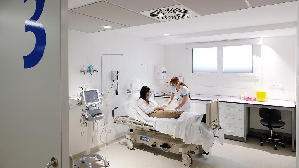 HM Delfos estrena urgencias, uno de los pilares fundamentales de su plan de transformacion