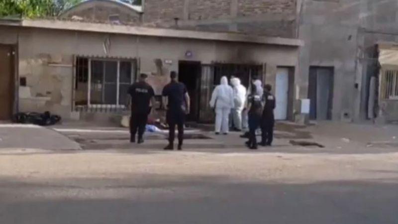 Triple homicidio: quemo la casa de su ex y mato a una abuela y dos nietas