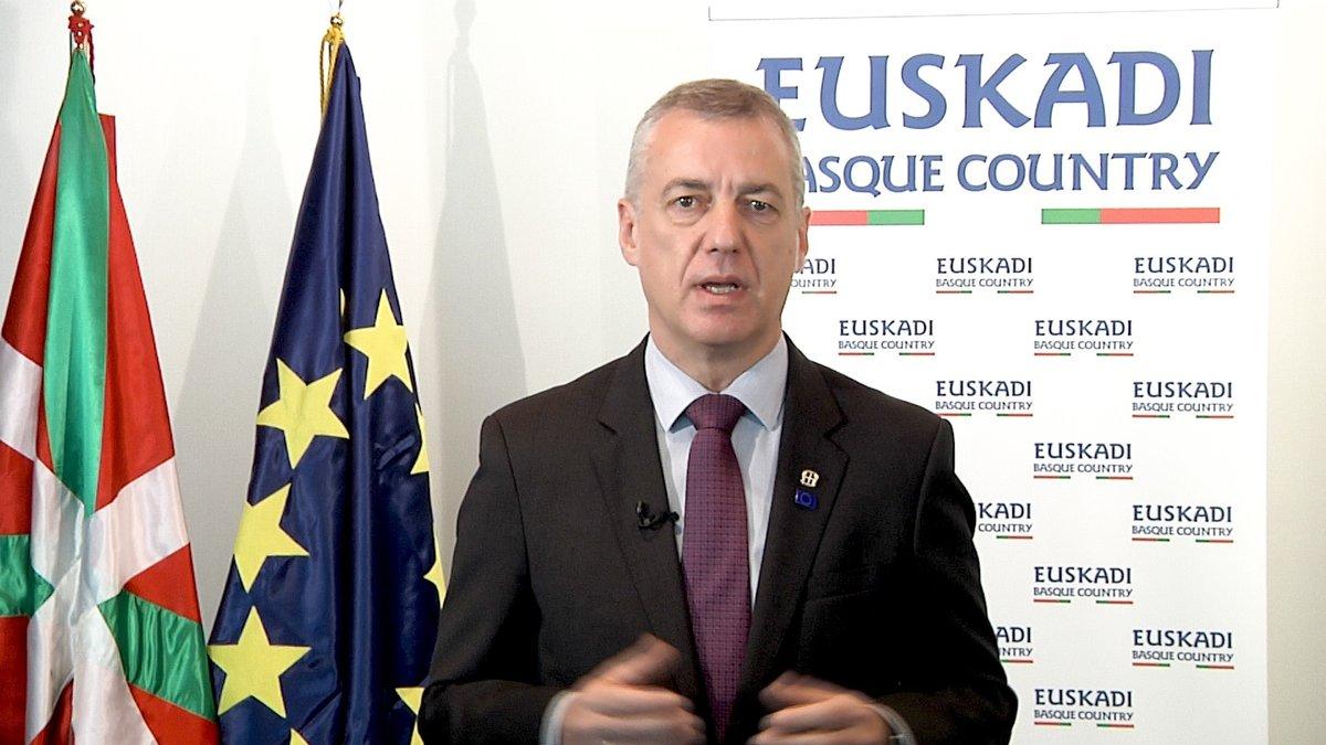 Euskadi se desliga del grupo de gestion de la pandemia de Sanidad