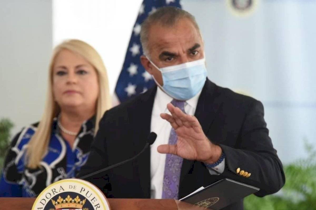 Secretario de Salud arroja positivo a COVID-19