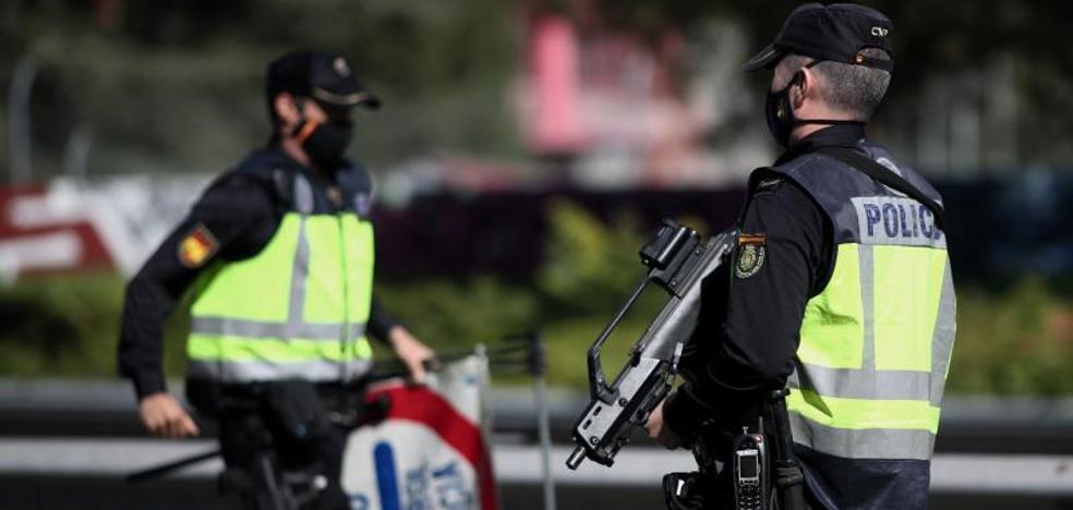 La Audiencia Nacional tumba el primer intento de frenar el cierre de Madrid