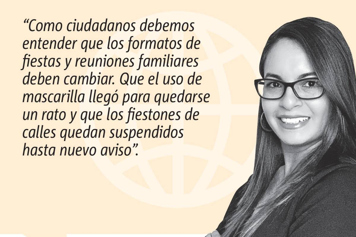 Opinion de la Doctora Marieli Gonzalez: Anticipo Navideño Version Pandemia