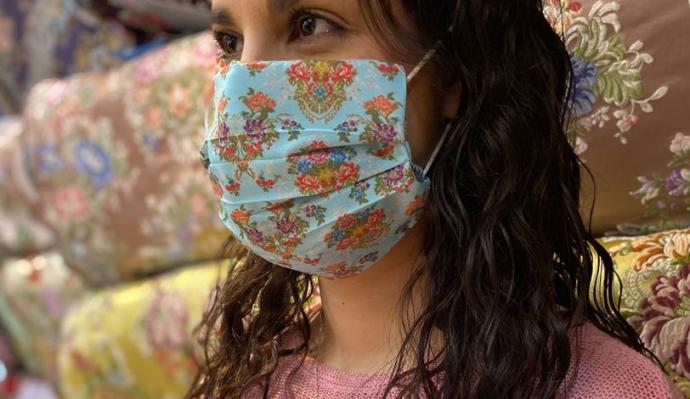¿Como saber si una mascarilla de tela es eficaz?