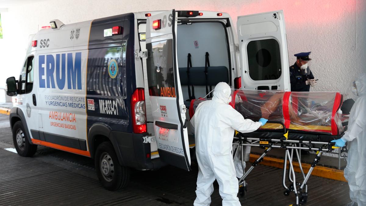 Nuevo modelo para medir la pandemia acerca a las cifras de Mexico a la realidad