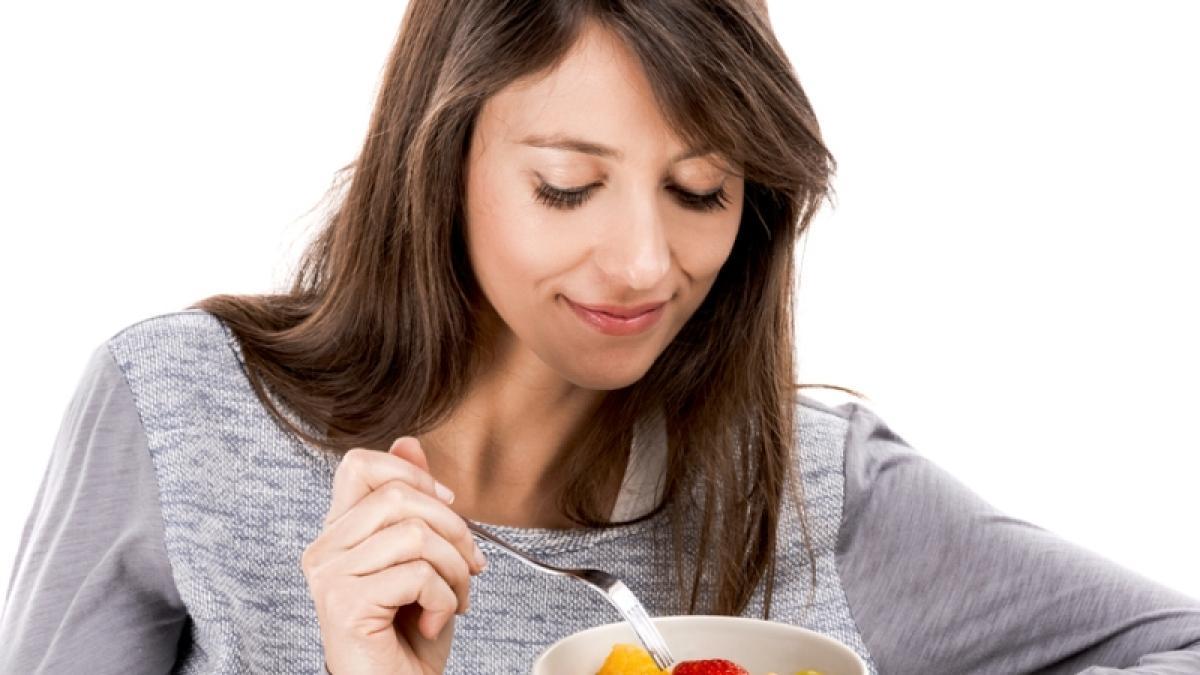 """Blanca Garcia-Orea: """"En el intestino se produce hasta el 90% de la serotonina, la llamada hormona de la felicidad"""""""