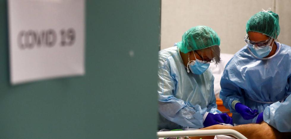 Sanidad registra 11.970 nuevos casos de covid-19 y 209 muertes mas