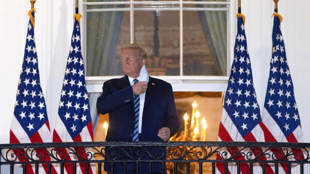 Dichos de Trump ofenden a sobrevivientes del COVID-19