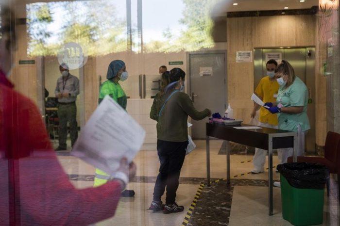 Sanidad registra mas de mil nuevos casos de covid-19 en 24 horas