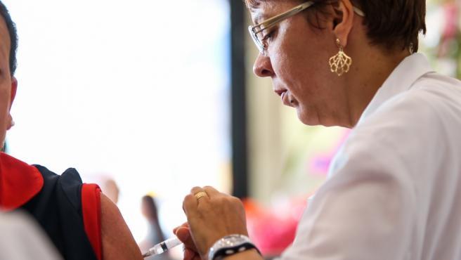 Vacuna contra el virus de la gripe: ¿de que esta compuesta?