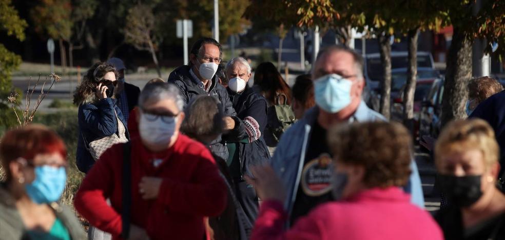 Sanidad y Madrid se enzarzan ahora por el numero de pruebas diagnosticas