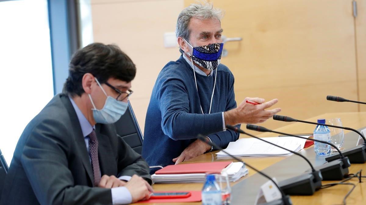 Madrid acepta revisar cada dia con Sanidad los datos de la pandemia