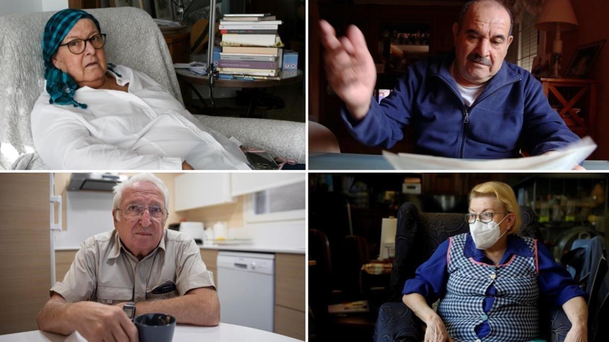 """Afectados por las listas de espera, a los politicos: """"Dediquen mas recursos a la sanidad"""""""