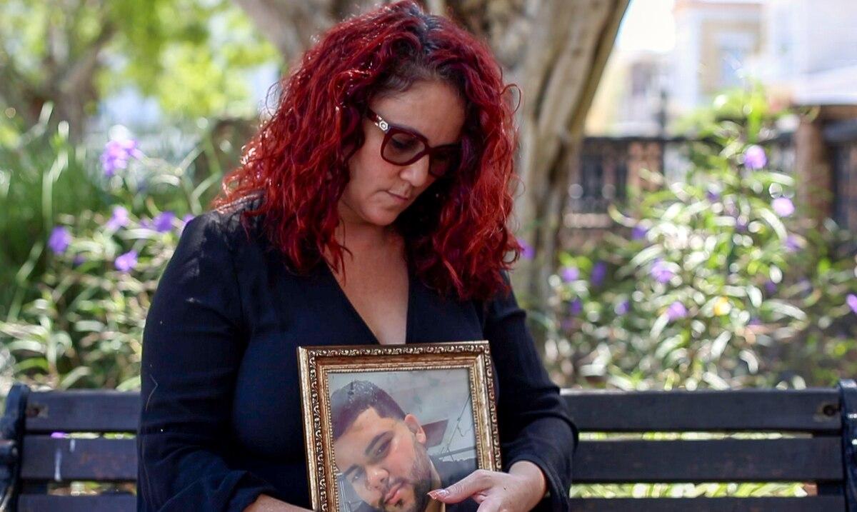 La madre que vio a su hijo morir