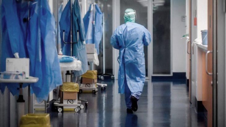 Otras 349 personas murieron y 8.317 fueron diagnosticadas con coronavirus en el pais