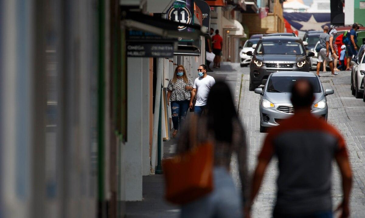 Puerto Rico rebasa la cifra de 50,000 casos positivos confirmados de COVID-19