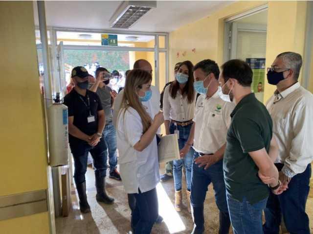 Toque de queda y ley seca dan resultado: Antioquia, departamento de alerta roja por ocupacion de camasUCI