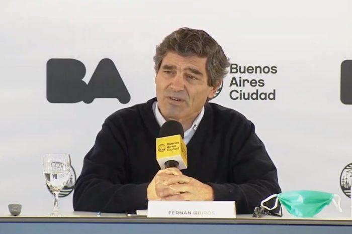 """Fernan Quiros sobre el pasaje a DISPO: """"No va a significar grandes cambios"""""""