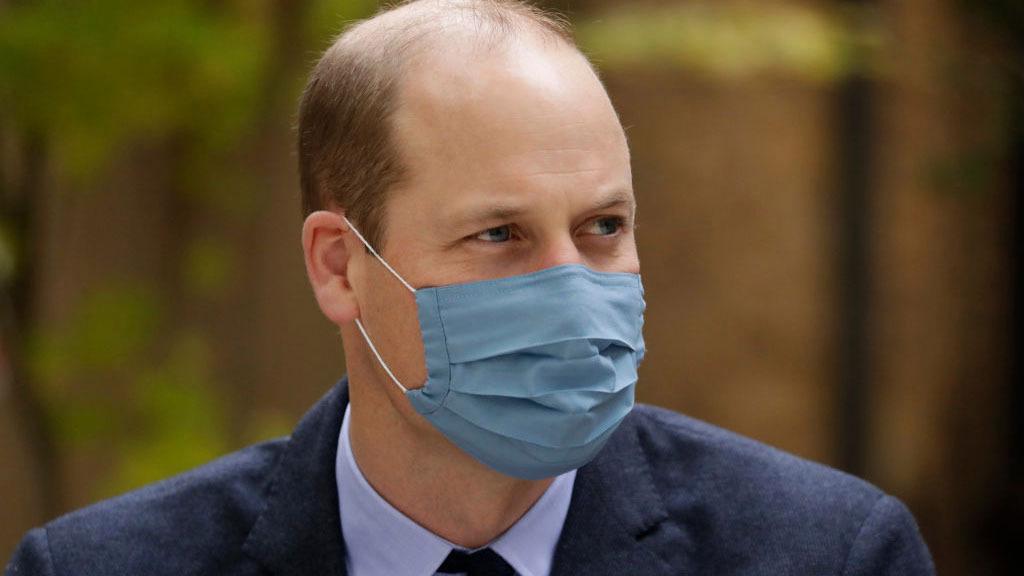 Medios: el principe William tuvo coronavirus en abril